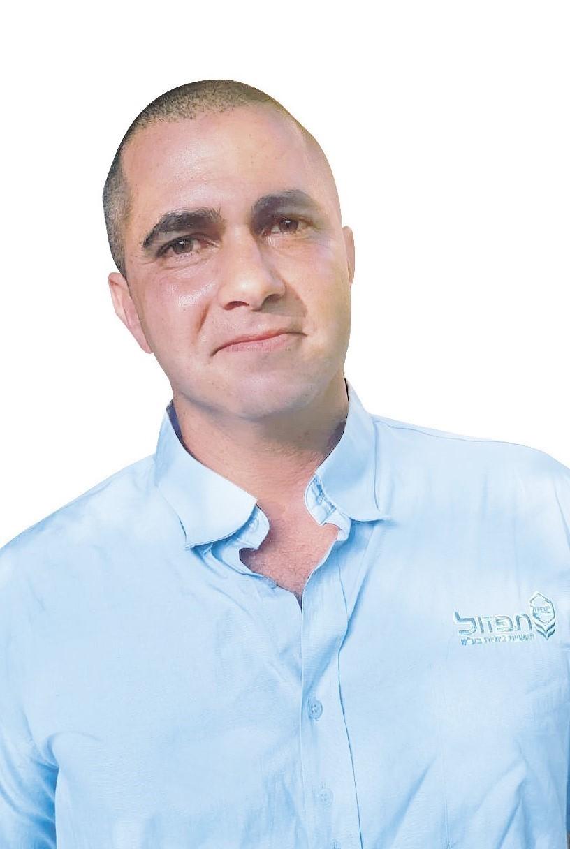 אלון אלמוז-אגרונום